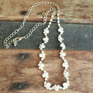 Jewelry - Bling Clusters Necklace